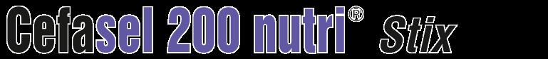Cefasel nutri Stix