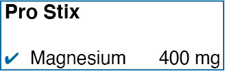 Zusammensetzung Magnesium